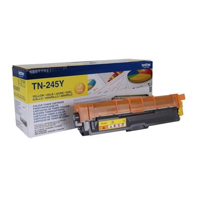 Εικόνα της Toner Brother Yellow TN-245Y