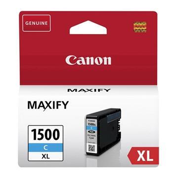 Εικόνα της Μελάνι Canon PGI-1500C XL Cyan 9193B001