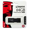 Εικόνα της Kingston DataTraveler 100 G3 64GB USB 3.0 Flash Drive DT100G3/64GB
