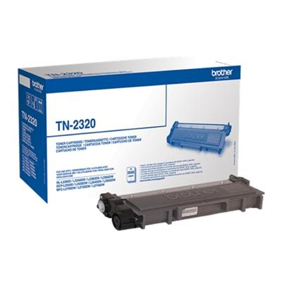 Εικόνα της Toner Brother Black HC TN-2320