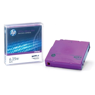 Εικόνα της LTO-6 Ultrium HP 2.5TB/6.25TB MP RW C7976A