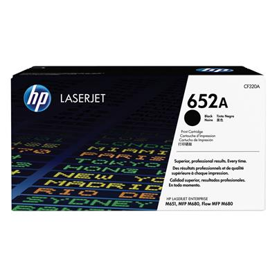 Εικόνα της Toner HP 652A Black CF320A
