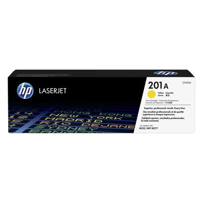 Εικόνα της Toner HP No 201A Yellow CF402A