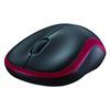 Εικόνα της Ποντίκι Logitech M185 Wireless Red 910-002237