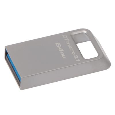 Εικόνα της Kingston DataTraveler Flash USB 3.1 Micro 64GB DTMC3/64GB