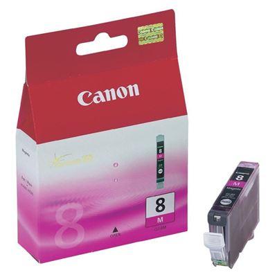 Εικόνα της Μελάνι Canon CLI-8M Magenta 0622B001