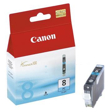 Εικόνα της Μελάνι Canon CLI-8PC Photo Cyan 0624B001