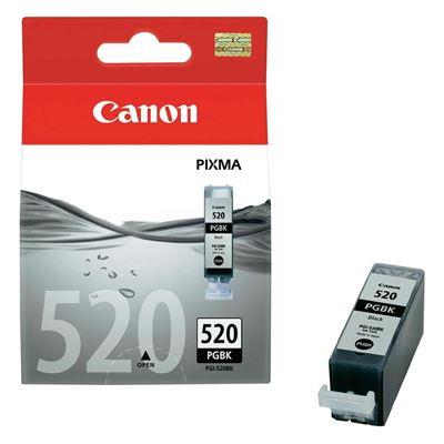Εικόνα της Μελάνι Canon PGI-520BK Black 2932B001