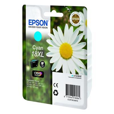 Εικόνα της Μελάνι Epson T181240 Cyan C13T18124010
