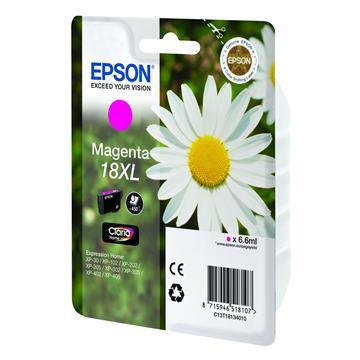 Εικόνα της Μελάνι Epson T181340 Magenta C13T18134010