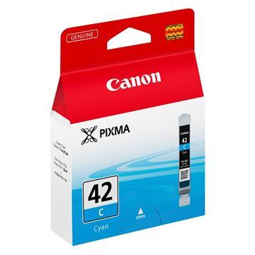 Εικόνα της Μελάνι Canon CLI-42C Cyan 6385B001