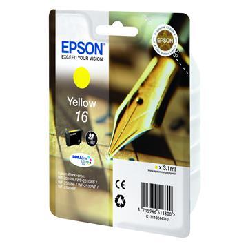 Εικόνα της Μελάνι Epson T1624 Yellow C13T16244010