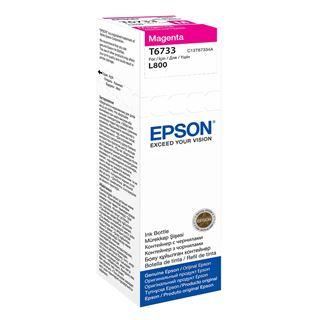 Εικόνα της Μελάνι Epson T6733 Magenta 70ml C13T67334A