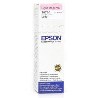 Εικόνα της Μελάνι Epson T6736 Light Magenta 70ml C13T67364A