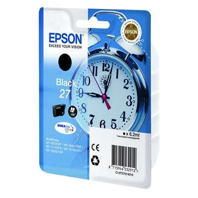 Εικόνα της Μελάνι Epson T270140 Black C13T27014010