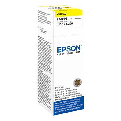 Εικόνα της Μελάνι Epson T6644 Yellow 70ml C13T66444A