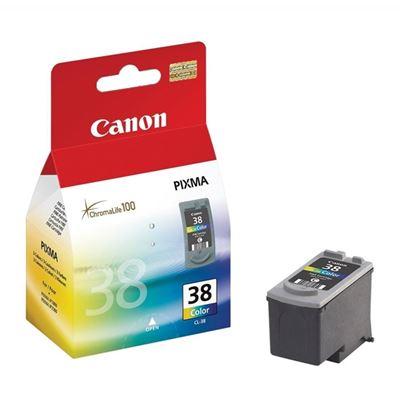 Εικόνα της Μελάνι Canon CL-38 Colour 2146B001