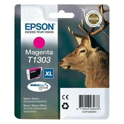 Εικόνα της Μελάνι Epson T1303 Magenta XL C13T130340