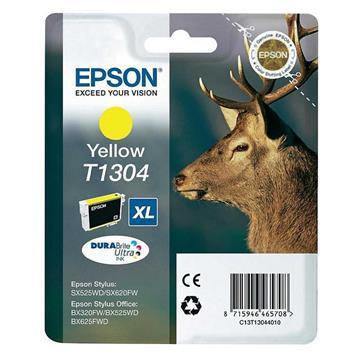 Εικόνα της Μελάνι Epson T1304 Yellow XL C13T130440