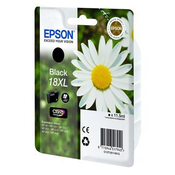 Εικόνα της Μελάνι Epson T181140 Black C13T18114010