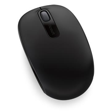 Εικόνα της Ποντίκι Microsoft Mobile 1850 Wireless Black U7Z-00004
