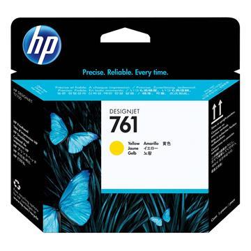Εικόνα της Κεφαλή Εκτύπωσης HP No 761 Yellow CH645A