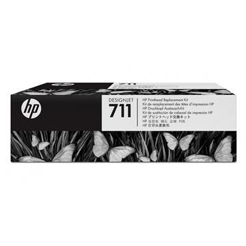 Εικόνα της Κεφαλή Εκτύπωσης HP No 711 C1Q10A