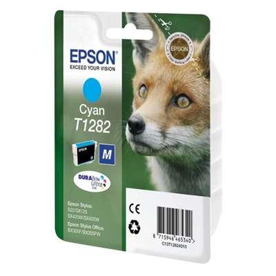 Εικόνα της Μελάνι Epson T1282 Cyan C13T128240