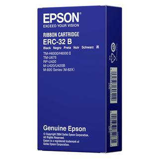 Εικόνα της Μελανοταινία Epson ERC-32 Black C43S015371
