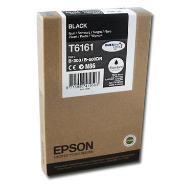 Εικόνα της Μελάνι Epson T6161 Black C13T616100