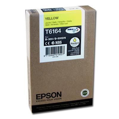 Εικόνα της Μελάνι Epson T6164 Yellow C13T616400