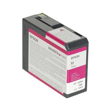 Εικόνα της Μελάνι Epson T5803 Magenta C13T580300