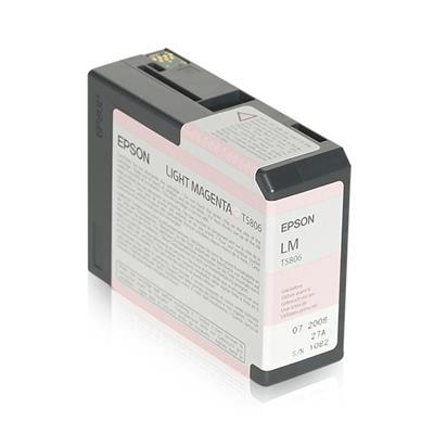 Εικόνα της Μελάνι Epson T5806 Light Magenta C13T580600