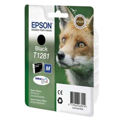 Εικόνα της Μελάνι Epson T1281 Black C13T128140