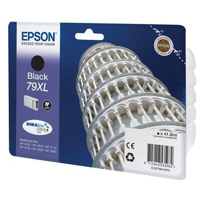Εικόνα της Μελάνι Epson 79XL Black C13T79014010
