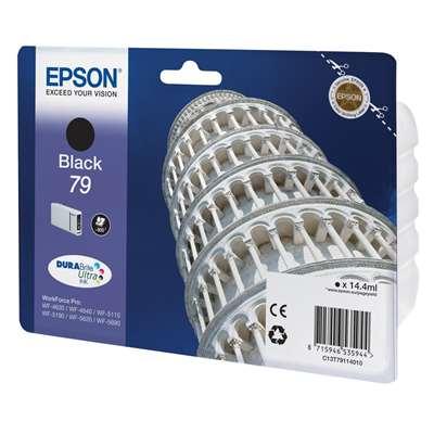 Εικόνα της Μελάνι Epson 79 Black C13T79114010