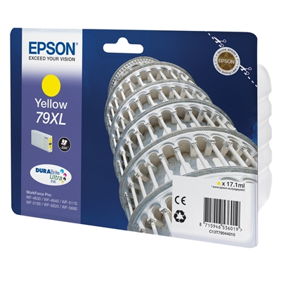 Εικόνα της Μελάνι Epson 79XL Yellow C13T79044010