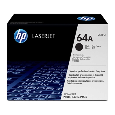 Εικόνα της Toner HP No 64A Black CC364A