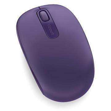 Εικόνα της Ποντίκι Microsoft Mobile 1850 Wireless Purple U7Z-00044