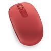 Εικόνα της Ποντίκι Microsoft Mobile 1850 Wireless Flame Red U7Z-00034