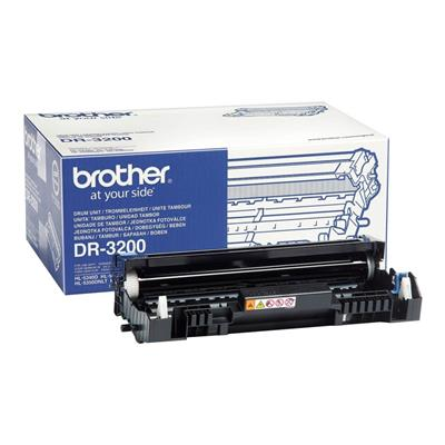Εικόνα της Drum Brother Black DR-3200