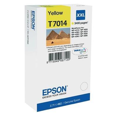 Εικόνα της Μελάνι Epson T7014 Yellow XXL T701440