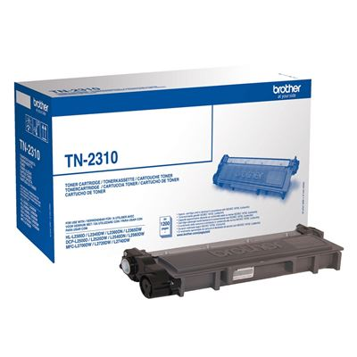 Εικόνα της Toner Brother Black TN-2310