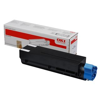 Εικόνα της Toner Oki Black High Capacity 45807106
