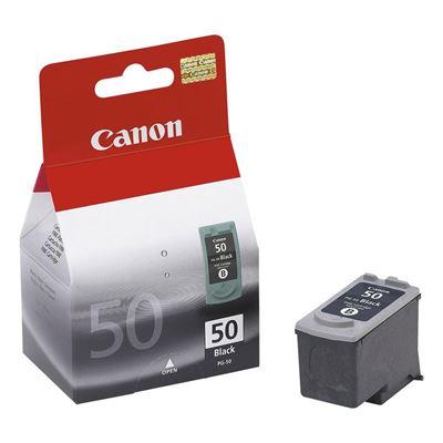 Εικόνα της Μελάνι Canon PG-50 Black 0616B001