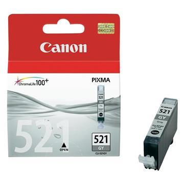 Εικόνα της Μελάνι Canon  CLI-521GY Grey 2937B001