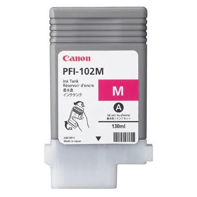 Εικόνα της Μελάνι Canon PFI-102M Magenta 0897B001