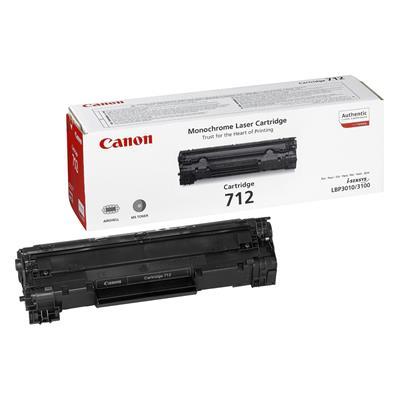 Εικόνα της Toner Canon 712 Black 1870B002