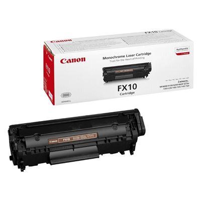 Εικόνα της Toner Canon FX-10 Black 0263B002