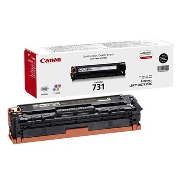 Εικόνα της Toner Canon 731 Black 6272B002